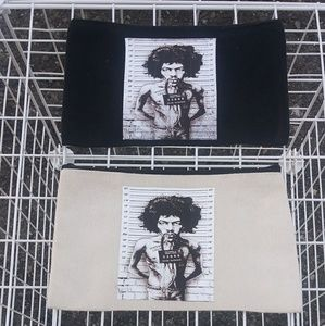 Jimi Hendrix-Mughsot Pouch